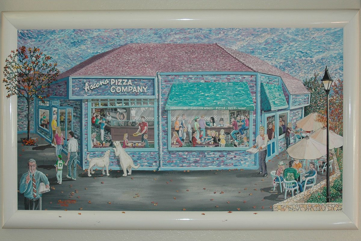 Ascona Pizza Danville Picture