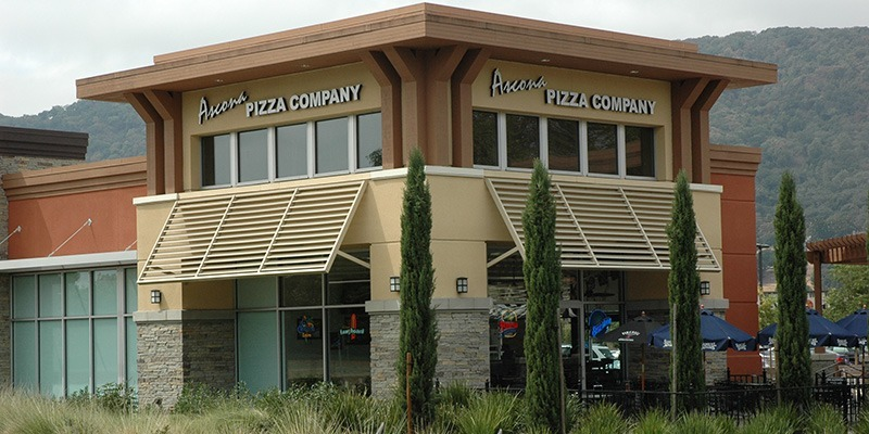 Ascona Pizza Pleasanton