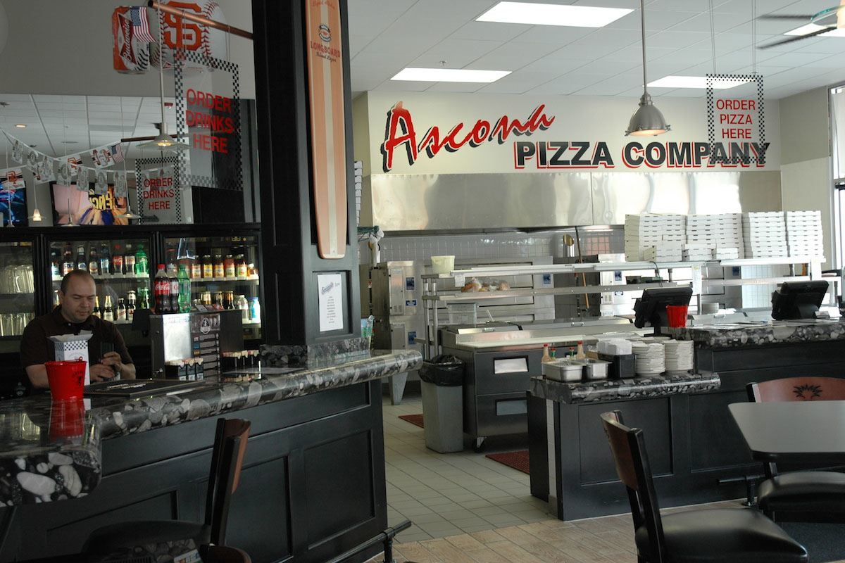 Ascona Pizza Pleasanton Picture