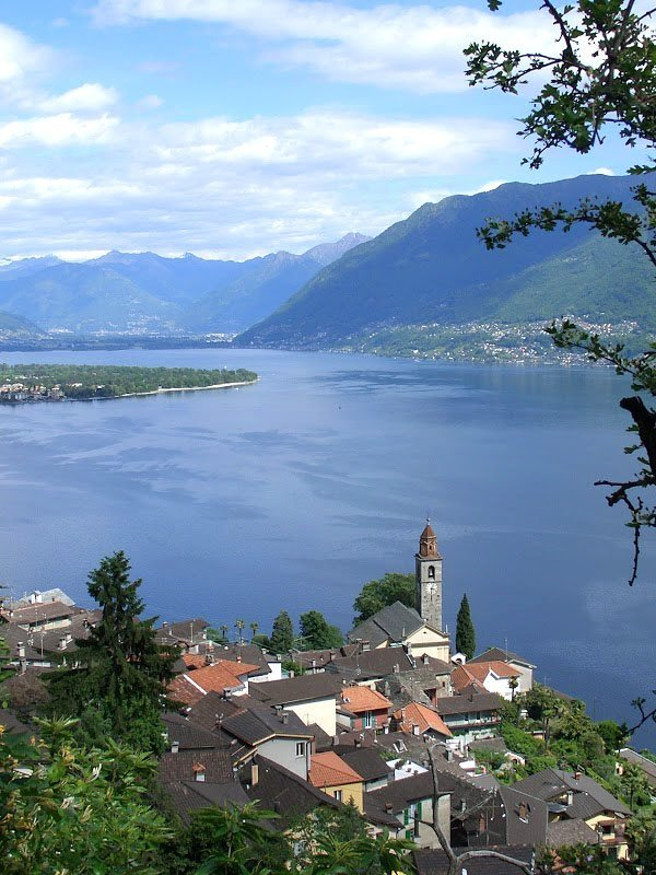 What is Ascona?